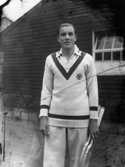 Fred Perry, by Bassano Ltd - NPG x19215