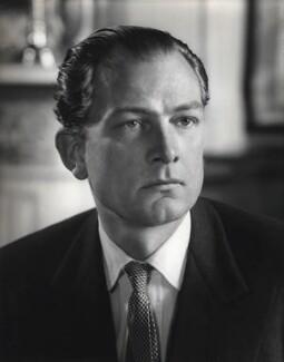 Anthony Harold Nutting, by Howard Coster, 1950s - NPG x2065 - © National Portrait Gallery, London