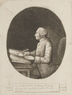 Jonas Hanway, by James Bretherton, after  Thomas Orde-Powlett, 1st Baron Bolton - NPG D14795