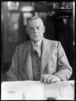 Sir Charles Blake Cochran, by Bassano Ltd - NPG x12169