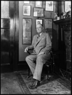 Sir Charles Blake Cochran, by Bassano Ltd - NPG x12171