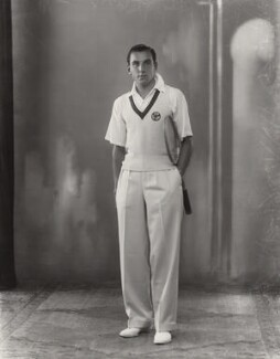 Fred Perry, by Bassano Ltd - NPG x19216