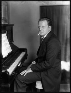 Constant Lambert, by Bassano Ltd, 9 May 1933 - NPG x81192 - © National Portrait Gallery, London