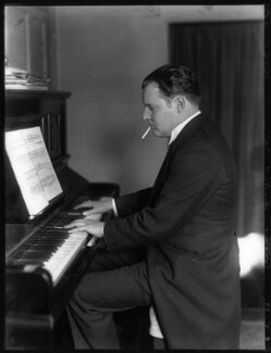 Constant Lambert, by Bassano Ltd, 9 May 1933 - NPG x81193 - © National Portrait Gallery, London