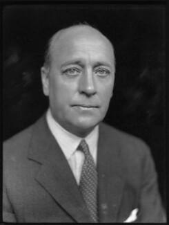 Sir William Reid Dick, by Bassano Ltd - NPG x31135