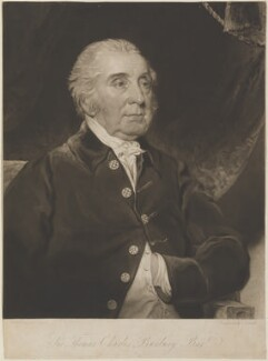 Sir Thomas Charles Bunbury, 6th Bt, by Charles Turner, after  Samuel Lane - NPG D14834