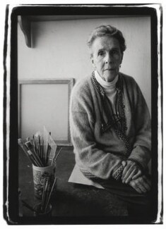 Leonora Carrington, by Marion Kalter - NPG x126120