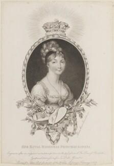 Princess Sophia, by Marie Anne Bourlier, published by  John Bell - NPG D14847