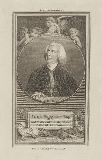 John Stanley, published by John Sewell - NPG D14858