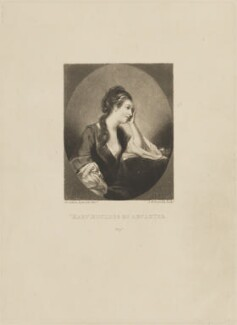 Mary (née Panton), Duchess of Ancaster, by and published by Samuel William Reynolds, after  Sir Joshua Reynolds - NPG D14883