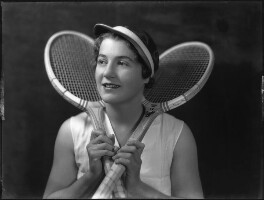Peggy Scriven, by Bassano Ltd, 26 March 1934 - NPG  - © National Portrait Gallery, London