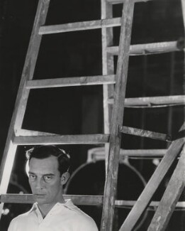 Buster Keaton, by Cecil Beaton - NPG x40625