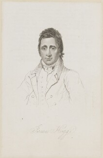 James Hogg, after William Nicholson - NPG D14893