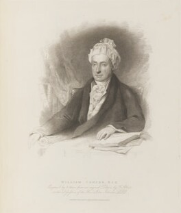 William Cowper, by Henry Meyer, published by  T. Cadell & W. Davies, after  Lemuel Francis Abbott, published 11 June 1816 - NPG D14901 - © National Portrait Gallery, London