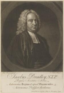 James Bradley, by and published by John Faber Jr, after  Thomas Hudson - NPG D14908