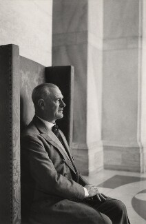 Archibald Percival Wavell, 1st Earl Wavell, by Cecil Beaton - NPG x14237