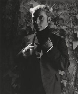 Emlyn Williams, by Cecil Beaton - NPG x14242