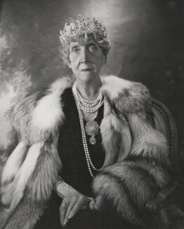 Princess Marie Louise of Schleswig-Holstein, by Cecil Beaton - NPG x26041