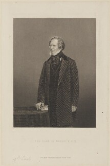 Edward Stanley, 14th Earl of Derby, published by London Printing and Publishing Company Limited - NPG D14942