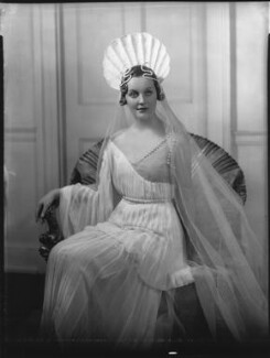 Diana Mitford (later Lady Mosley), by Bassano Ltd - NPG x31130
