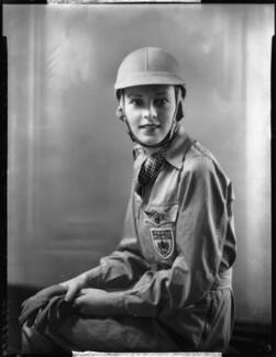 Doreen Evans, by Bassano Ltd - NPG x34498
