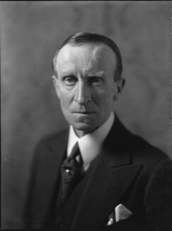 John Buchan, 1st Baron Tweedsmuir, by Bassano Ltd - NPG x34298