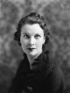 Vivien Leigh, by Bassano Ltd, 16 April 1935 - NPG x19224 - © National Portrait Gallery, London