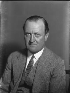 George Arthur Boyd-Rochfort, by Bassano Ltd - NPG x16575
