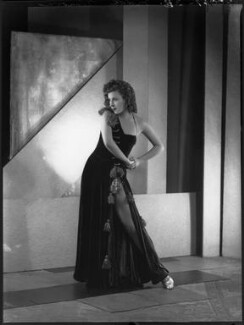 Kyra Alanova, by Bassano Ltd, 19 July 1935 - NPG x34453 - © National Portrait Gallery, London