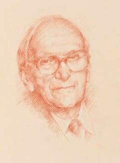 Herbert Lionel Adolphus Hart, by Peter Wardle - NPG 6644