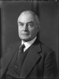 Sir Edward Howard Marsh, by Bassano Ltd, 11 December 1935 - NPG x81257 - © National Portrait Gallery, London