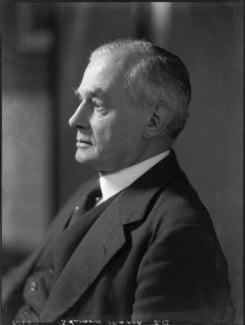 Sir Edward Howard Marsh, by Bassano Ltd, 11 December 1935 - NPG x81258 - © National Portrait Gallery, London