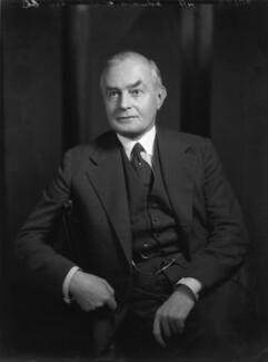 Sir Edward Howard Marsh, by Bassano Ltd, 11 December 1935 - NPG x81260 - © National Portrait Gallery, London