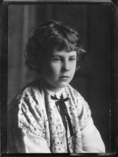 Edward Anthony James Bulwer-Lytton, Viscount Knebworth, by Bassano Ltd - NPG x80938