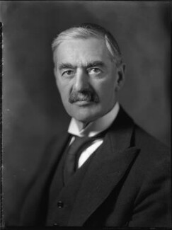 Neville Chamberlain, by Bassano Ltd, 3 February 1936 - NPG x81270 - © National Portrait Gallery, London