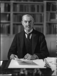 Neville Chamberlain, by Bassano Ltd - NPG x81273