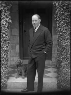 Sir Dudley Burton Napier North, by Bassano Ltd - NPG x74722