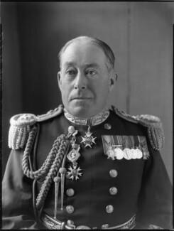 Sir Dudley Burton Napier North, by Bassano Ltd - NPG x74723