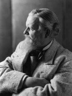 Sir Frank Brangwyn, by Bassano Ltd, 5 October 1936 - NPG x19234 - © National Portrait Gallery, London