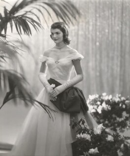 Jackie Kennedy Onassis, by Cecil Beaton - NPG x40308