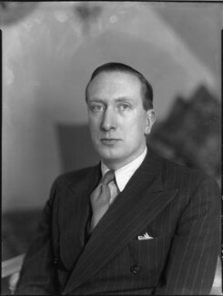 Sir William Turner Walton, by Bassano Ltd, 3 April 1937 - NPG x81194 - © National Portrait Gallery, London
