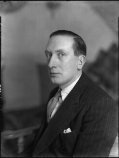Sir William Turner Walton, by Bassano Ltd, 3 April 1937 - NPG x81195 - © National Portrait Gallery, London
