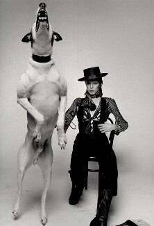 David Bowie, by Terry O'Neill, 1974 - NPG x126130 - © Iconic IMages/Terry O'Neill