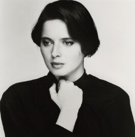 Isabella Rossellini, by Terry O'Neill - NPG x126142