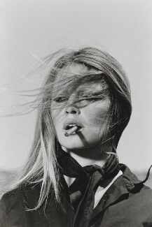 Brigitte Bardot, by Terry O'Neill, 1971 - NPG  - © Iconic IMages/Terry O'Neill