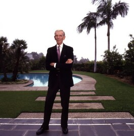 Fred Astaire, by Terry O'Neill, April 1986 - NPG x126153 - © Iconic IMages/Terry O'Neill