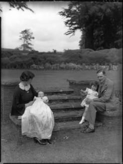The Scott family, by Bassano Ltd - NPG x37219
