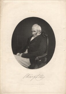 Sir Charles Knightley, 2nd Bt, by J.B. Hunt, published by  Rogerson & Tuxford, after  Hannah - NPG D18100