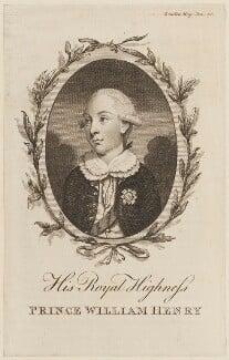 King William IV, published for London Magazine - NPG D14944