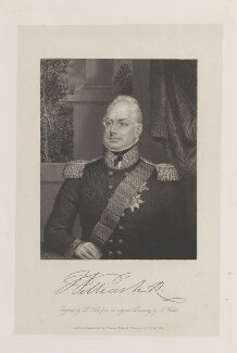 King William IV, by Benjamin Holl, published by  Thomas Kelly, after  Abraham Wivell - NPG D14945